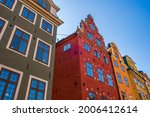 Colourful Historic Buildings...