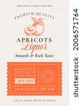 family recipe apricot liquor... | Shutterstock .eps vector #2006571764