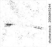 vector black and white ink...   Shutterstock .eps vector #2006845244