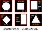 black color sales list flat...