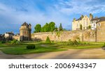 Vannes  Old Houses In The...