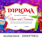 Kids Education Diploma With...