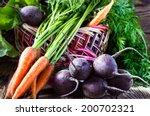 Fresh Vegetables Carrots ...