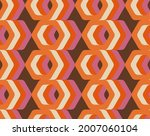 retro seamless pattern from the ...   Shutterstock .eps vector #2007060104