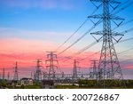 Power Transmission Tower...