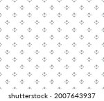abstract geometric pattern. a...   Shutterstock .eps vector #2007643937