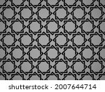 the geometric pattern with...   Shutterstock .eps vector #2007644714
