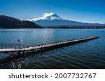 Mount Fuji From Lake...