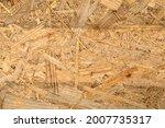 Osb Board Texture. Brown Wooden ...