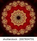 illustration vintage background ...   Shutterstock . vector #2007834731