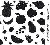 vegetarian diet for healthy... | Shutterstock . vector #2007939137