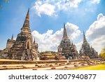 Wat Phra Si Sanphet In Phra...