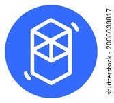 fantom ftm token symbol of the... | Shutterstock .eps vector #2008033817