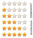 quality rating signs. star... | Shutterstock .eps vector #2008044947