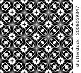 seamless vector pattern in... | Shutterstock .eps vector #2008059347