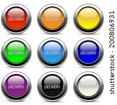 button delivery | Shutterstock .eps vector #200806931