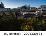 Morning View Of Mount Fuji From ...