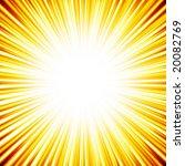 seamless sun effect illustration | Shutterstock . vector #20082769