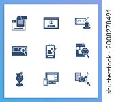 website icon set and research...