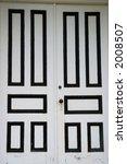 church doors. | Shutterstock . vector #2008507