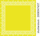 decorative frame elegant vector ...   Shutterstock .eps vector #2008547657