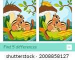 Find Five Differences Quiz...