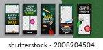 back to school stories editable ... | Shutterstock .eps vector #2008904504