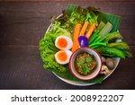 Northern Thai Green Chili Dip...