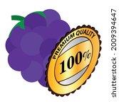 blackberry icon isometric... | Shutterstock .eps vector #2009394647