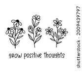 Grow Positive Thoughts....