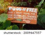 community garden  food is free...   Shutterstock . vector #2009667557