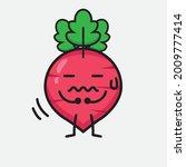 vector illustration of red... | Shutterstock .eps vector #2009777414