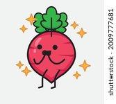 vector illustration of red... | Shutterstock .eps vector #2009777681