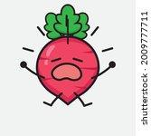 vector illustration of red... | Shutterstock .eps vector #2009777711