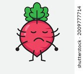 vector illustration of red... | Shutterstock .eps vector #2009777714