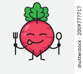 vector illustration of red... | Shutterstock .eps vector #2009777717