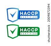 haccp   hazard analysis...   Shutterstock .eps vector #2009872394