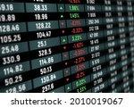 stock exchange board  market...   Shutterstock .eps vector #2010019067