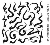 collection of hand drawn doodle ... | Shutterstock .eps vector #2010178757