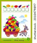 math education for children.... | Shutterstock .eps vector #2010479897