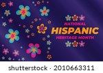 national hispanic heritage...   Shutterstock .eps vector #2010663311