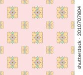 fabric repeat pattern  seamless ... | Shutterstock .eps vector #2010707804