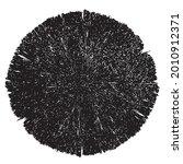 circle retro shape. black stamp.... | Shutterstock .eps vector #2010912371