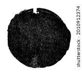 circle retro shape. black stamp.... | Shutterstock .eps vector #2010912374