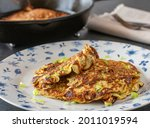 gluten free pancake made with...