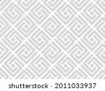 abstract geometric pattern. a... | Shutterstock .eps vector #2011033937