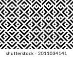 abstract geometric pattern. a...   Shutterstock .eps vector #2011034141