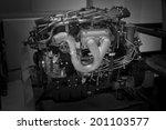 engine car   Shutterstock . vector #201103577