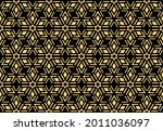 abstract geometric pattern. a...   Shutterstock .eps vector #2011036097