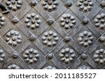 Decorative Ornament On Forged...